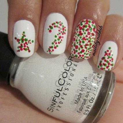 diy-christmas-nail-art-designs-1