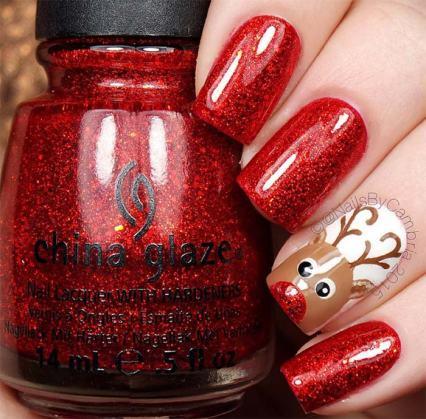 holiday_nail_art_designs_ideas_christmas_nails24