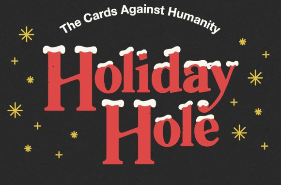 Cards Against Humanity digs giant hole and raises $100,000